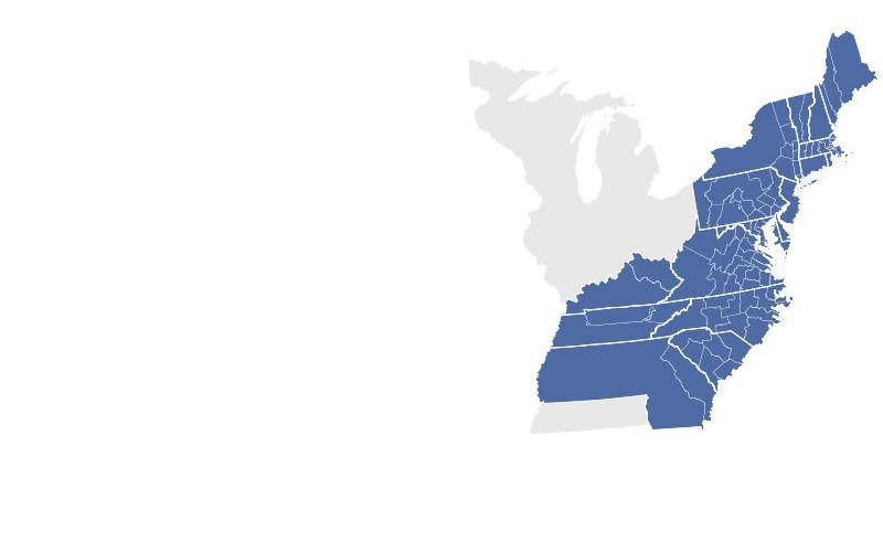 U.S. Congressional District Shapefiles