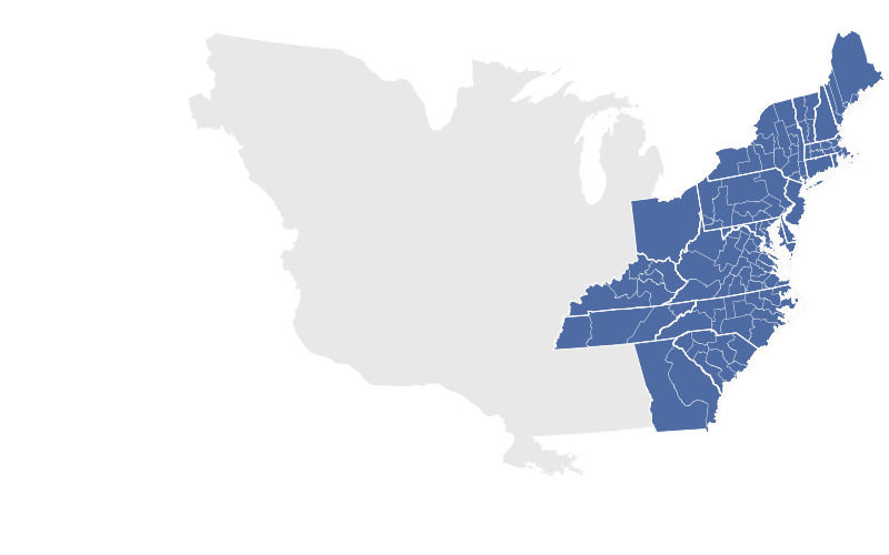U.S. Congressional District Shapefiles